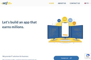 Host Sp. z o.o. - Strona www Konin