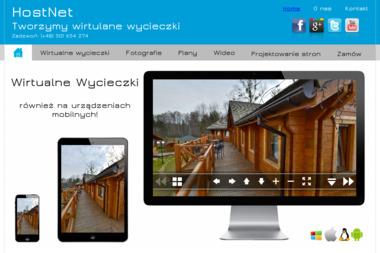 HostNet - Agencja interaktywna Bieżuń