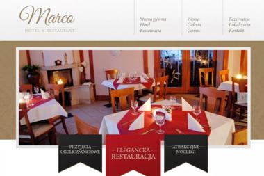 Restauracja & Hotel Marco. Hotel, hotele - Gastronomia Będzin