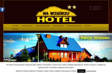 Hotel Na Wzgórzu - Firma Gastronomiczna Gniew