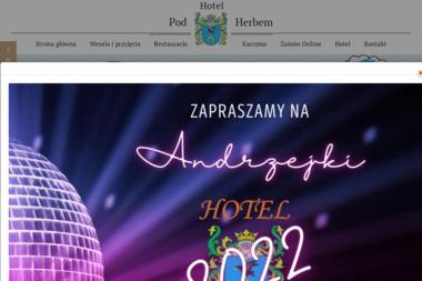 Hotel Pod Herbem - Gastronomia Białystok