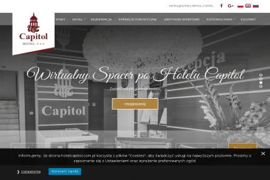 Hotel, Restauracja, Night-Club Capitol - Catering świąteczny Biała Podlaska