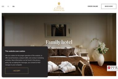 Chopin. Hotel - Catering świąteczny Sochaczew