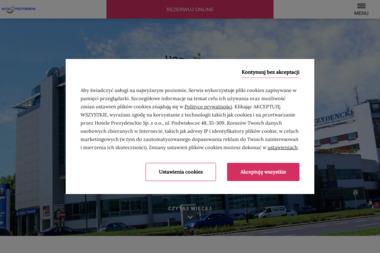 Hotel Prezydencki (Hotele Prezydenckie Sp. z o.o.) - Catering dla firm Rzeszów