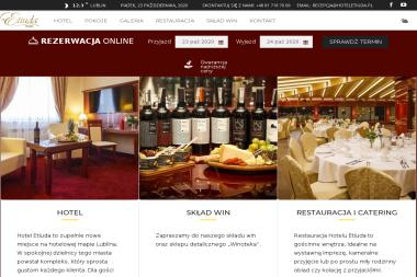 Hotel Etiuda - Catering dla firm Lublin