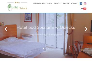 Hotel Pod Sosnami - Osieck - Firma Gastronomiczna Osieck