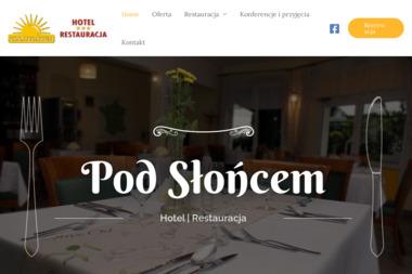 Hotel pod Słońcem - Catering Zduńska Wola