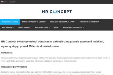HR Concept Biuro Tłumaczeń - Tłumaczenia przysięgłe Gdańsk