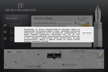 Biuro Rachunkowe S.C. Paweł Hosaja Krzysztof Strączek - Finanse Mielec