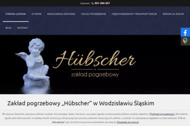 FHU P Hübscher Adam Hübscher - Renowacja Mebli Wodzisław Śląski