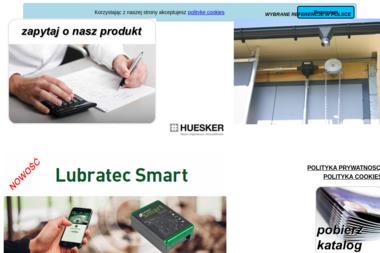 Huesker Synthetic Polska - Okna Jarocin