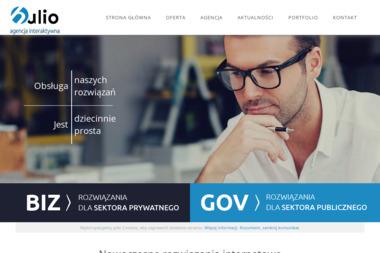 Hulio Agencja Interaktywna - Pozycjonowanie stron Wawelno