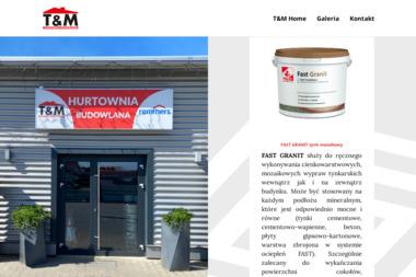 Hurtownia Budowlana T&M - Styropian Koszalin