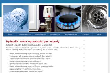 zakład usług hydraulicznych GRYF - Hydraulik Świdnik