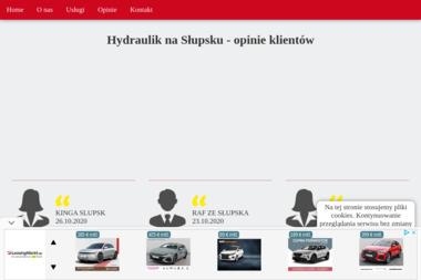 Hydraulik. Usługi hydrauliczne, instalacje wodno-kanalizacyjne, instalacje grzewcze - Hydraulik Słupsk