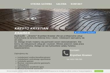 Kresto Kramer Krystian - Hydraulik Zielona Góra