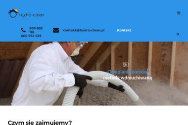 Przedsiębiorstwo Handlowo Usługowe Hydro Clean Łukasz Tarka - Hydraulik Gąbin