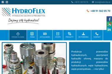 Hydro Flexantoni Mazur - Hydraulik Goleniów