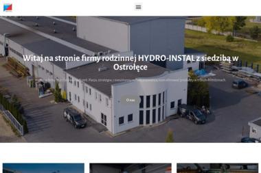 Hydro Instal Tadeusz Sieruta Beata Sieruta Spó艂ka Jawna - Hydraulik Ostro艂臋ka