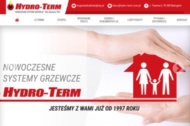 HYDRO-TERM - Grzejniki Białogard