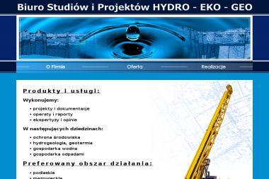 Biuro Studiów I Projektów Hydro-Eko-Geo. Cezary Madejski , Elżbieta Madejska - Geodeta Białystok