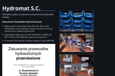 Hydromat s.c. - Hydraulik Strzelce Opolskie