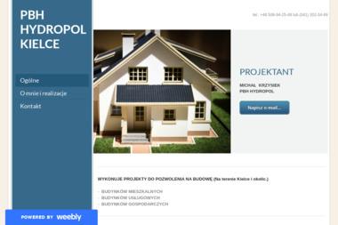 PBH Hydropol - Projekty domów Kielce