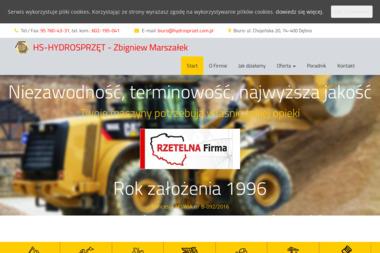 Zakład Remontowo-Produkcyjny Hydrosprzęt S.C. Zbigniew Marszałek, Harmider Jerzy - Wózki Widłowe Dębno