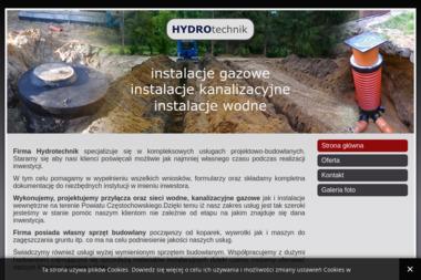 Hydrotechnik - Instalacje Wod-kan Olsztyn