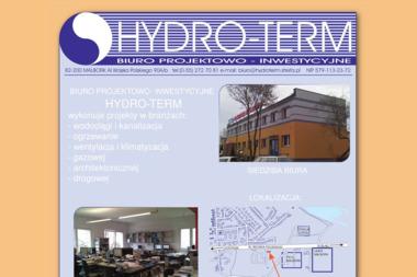 Biuro Projektowo Inwestycjne Hydro Term Papaj Adam - Projekty domów Malbork