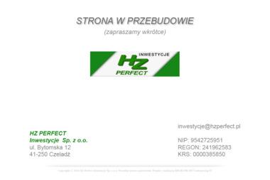 Hz Perfect Sp. z o.o. - Skład budowlany Dąbrowa Górnicza