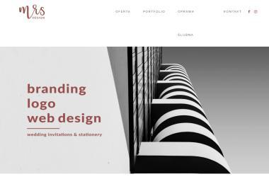 MRs Design Studio Graficzne - Ulotki Gdynia