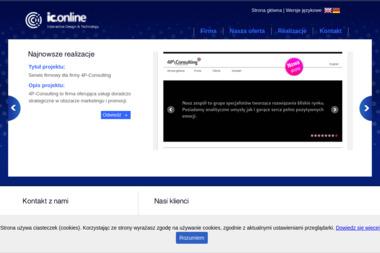 ic.online - Pozycjonowanie stron Tarnowo Podgórne