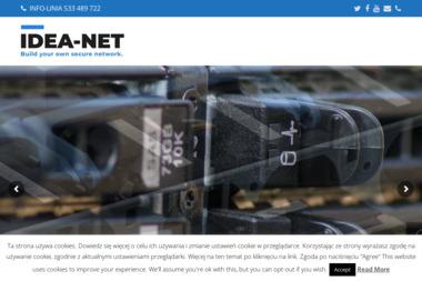 Idea Computer Systems. Bezpieczeństwo danych, serwery - Firmy informatyczne i telekomunikacyjne Bydgoszcz