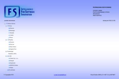 Intelligence For Software Innovation - Pozycjonowanie stron Mińsk Mazowiecki