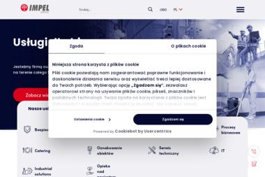Impel Cleaning Sp.z o.o. - Catering Częstochowa