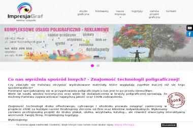 ImpresjaGraf Reklama i Poligrafia - Drukarnia Płock