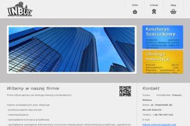 InBud. Biuro Obsługi Inwestycji - Kierownik Budowy Świecie