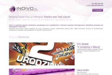 Agencja Interaktywna Indivo - Analiza Marketingowa Słupsk