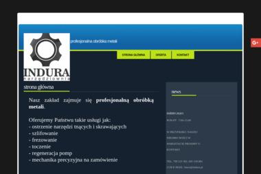 Indura Marta Łuczak - Tokarz Szczecin