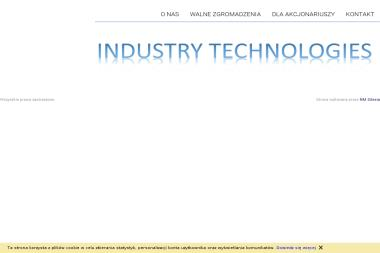 Industry Technologies S.A. - Materiały Budowlane Lubsko