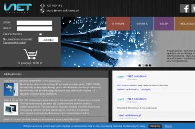 Inet Solutions Patryk Rylewicz - Strony Internetowe Wieleń