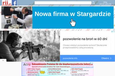 Miejski Zakład Komunikacji - Przewóz Osób Stargard