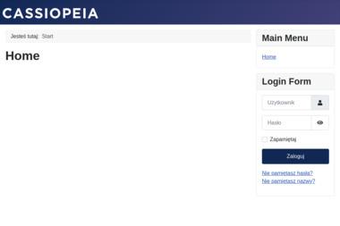 Infoart. Serwis komputerowy, usługi informatyczne - Strony internetowe Dąbrowa Górnicza
