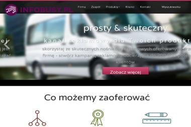 Infobusy Pl Sp. z o.o. - Strony Internetowe Bochnia