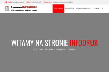 Magdalena Kleczyk Drukarnia Cyfrowa Infodruk - Drukarnia Gdynia