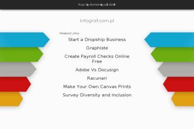Infograf Spółka Jawna M Mrozek P Wawrzyniak - Agencja interaktywna Piaski