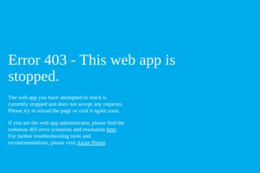 Przedsiębiorstwo Projektowania Oprogramowania i Wdrażania Systemów Informatycznych Infopro Sp. z - Strona www Jaworzno
