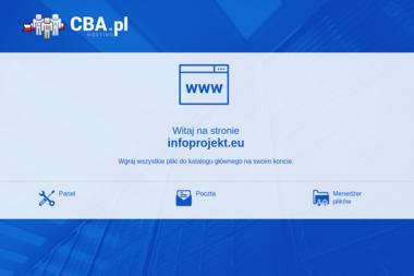 Aleksander Lesiak Infoprojekt - Agencja ochrony Bielsko-Biała