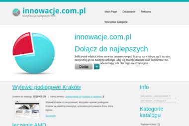 Wydawnictwo Innowacje S.C. Krystyna Pędzikiewicz Irena S.A. - Optymalizacja Stron Ustroń
